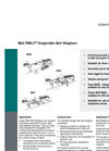 MULTIBELT Single-Idler Belt Weighers - Brochure