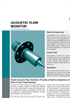 Schenck - Acoustic Flow Monitor - Brochure