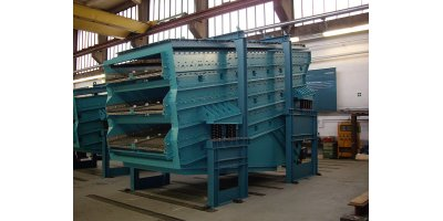 LinaClass - Model SLS Series - Linear Vibrating Screen