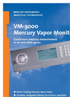 Mercury Vapor Monitor