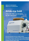 Automatic Mercury Analyzer AILA-254 Gold- Brochure