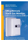 Mercury Stack Gas Monitor SM-3 - Brochure