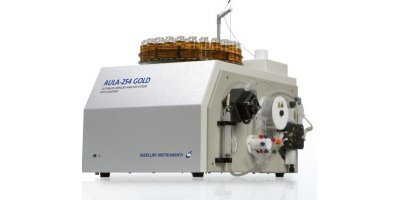 Mercury - Model AULA-254 Gold - Automatic Mercury Analyzer