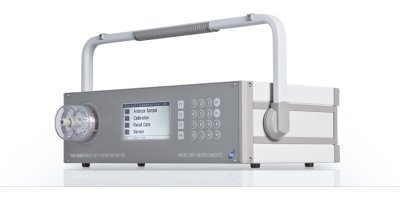 Mercury - Model VM-3000 Series - Vapor Monitor