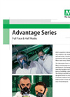 Advantage 3100 Full-Facepiece Respirator Brochure
