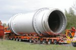 Rotary Kiln for Incineration