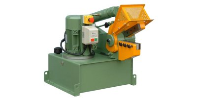 MaTech-MiniShear - Model 200 - Bench Top Oil Hydraulic Mini-Shear