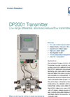 Model DP 2001 - Differential Pressure Transmitter Brochure