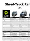 AXO - MST-7 - Shred-Trucks Brochure