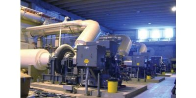 Air control for wastewater treatment aeration  - Water and Wastewater - Water Aeration and Mixing