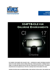 534FTB-CL2 - Inline Mass Flow Meter Sales Brochure