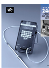 Kurz - 2443 - Expandable Probe Portable Flow Meter Brochure