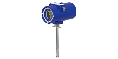 Kurz - Model 454FTB - Single-Point Insertion Flow Meter