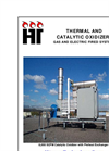 Fume Incineration Systems - Brochure