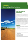Eco-Pave - Soil Stabilization Products Brochure