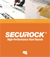 SECUROCK® High Performance Roof Boards Binder (English) - RF16