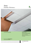 Astro - Acoustical Panels Brochure
