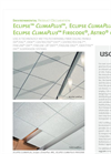 Eclipse - High NRC Acoustical Panels Brochure