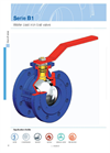 Model Series B1 - Wafer Cast Iron Ball Valve - Brochure