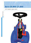 Model Series 20.900 - Soft Seated Gate Valve - Brochure