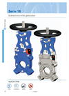 Model Series 18 - Bidirectional Knife Gate Valve Brochure