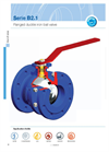Model Series B2.1 - Flanged Ductile Iron Ball Valve Brochure