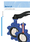 Model Series L9 - Lug Butterfly Valves Brochure
