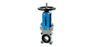 Model Series 19 - Unidirectional Knife Gate Valve