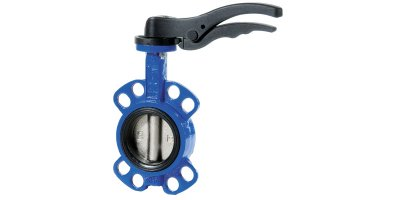 Model Series J9 - Wafer Butterfly Valve