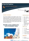 Model ID 125 - Duct System Air Sanitizer Brochure