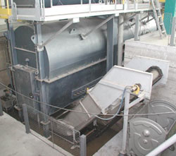 Wet Ash Conveyor
