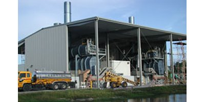 Pennram - Model PHCA-2000s - Small Landfill Incinerator