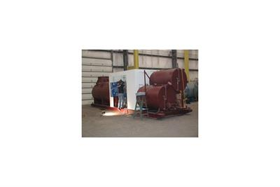 Pennram - Self Contained Liquid Waste Incinerator
