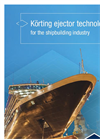 Körting ejector technology for the shipbuilding industry