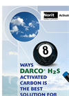 8 ways Darco H2S is better for Odor Control.