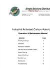 Industrial Adsorber Owner - Operation Manual