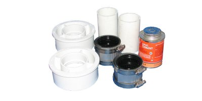 Inline Wolverine Filter Installation Kit