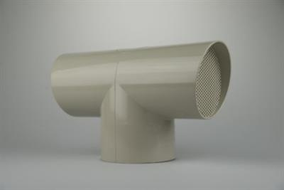 Septic Pipe Vent Odor Carbon Filter - Disposable (WLV)