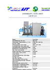 FREYLIT - Model CHVTP 600 - Wash Water Recycling System Brochure
