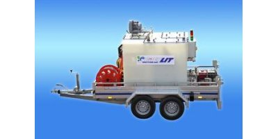 FREYLIT - Mobile Oil Separators for Oil Spill on Lakes / Rivers