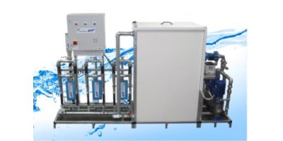 FREYLIT - Model CHVTP 600  - Wash Water Recycling System