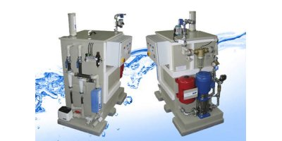 Model EKOLIT Series - Recycling System