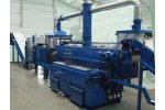 Rotajet - Model RDW  - Continuous Rotatory Washer