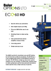 Eco 60 HD Brochure