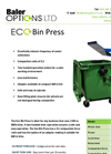 Eco Bin Press Brochure