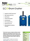 Eco Drum Crusher Brochure