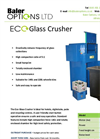 Eco Glass Crusher Brochure