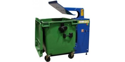 Baler Options - Model Eco Bin Press - Vertical Balers
