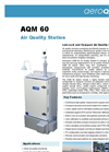 Air Quality Station-AQM 60