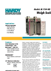 Models HI 1769-WS/HI 1769-2WS - Weigh Scale Module Brochure